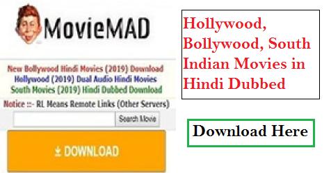MovieMad Site