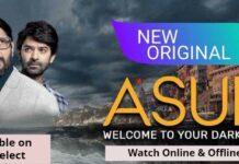Asur Web Series Watch Online