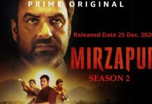 Mirzapur-Season-2 Released Date