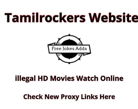 tamilrockers website