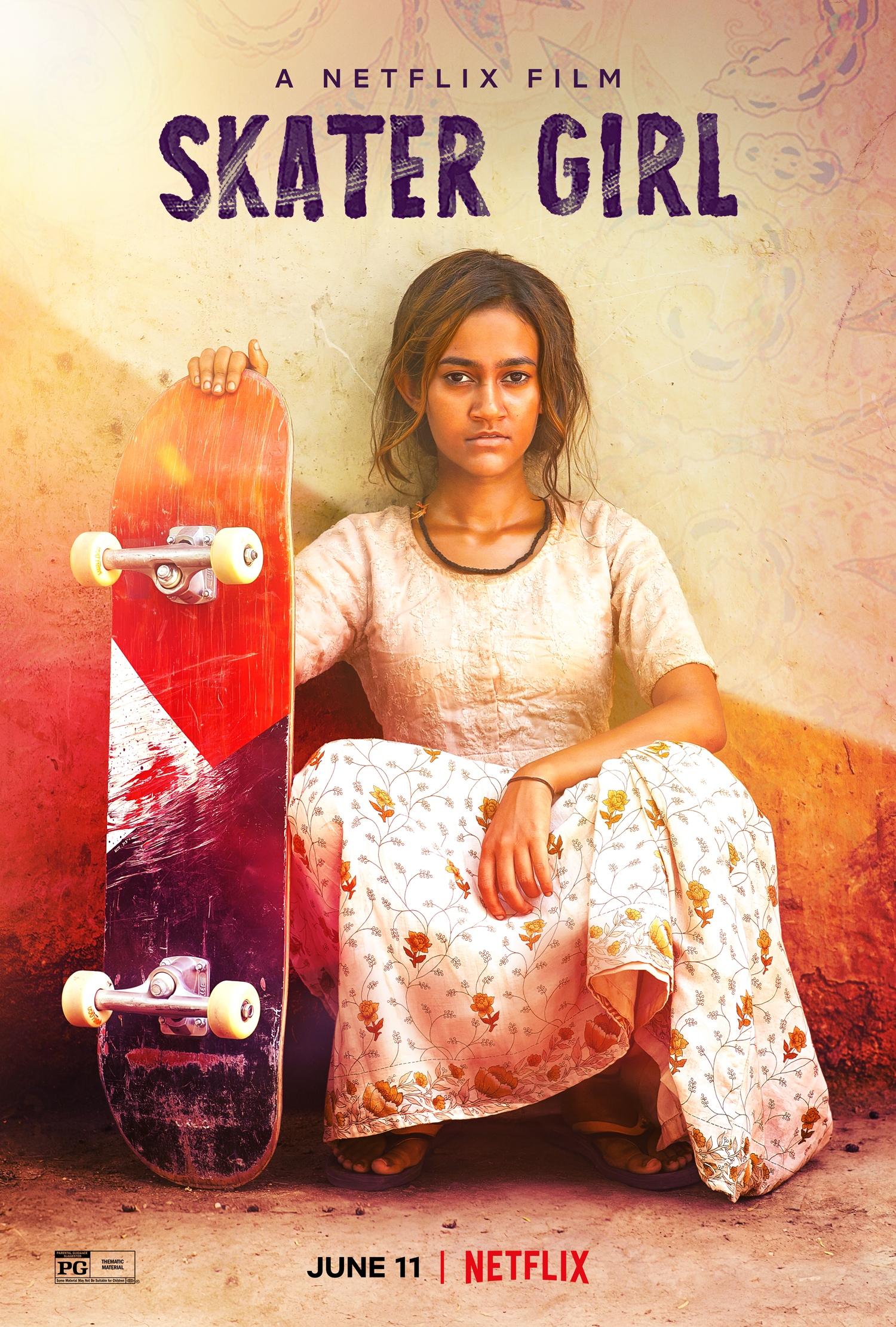 Skater Girl Movie 2021